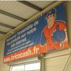 Impact communication réalisation de vos bâches et banderoles en Normandie
