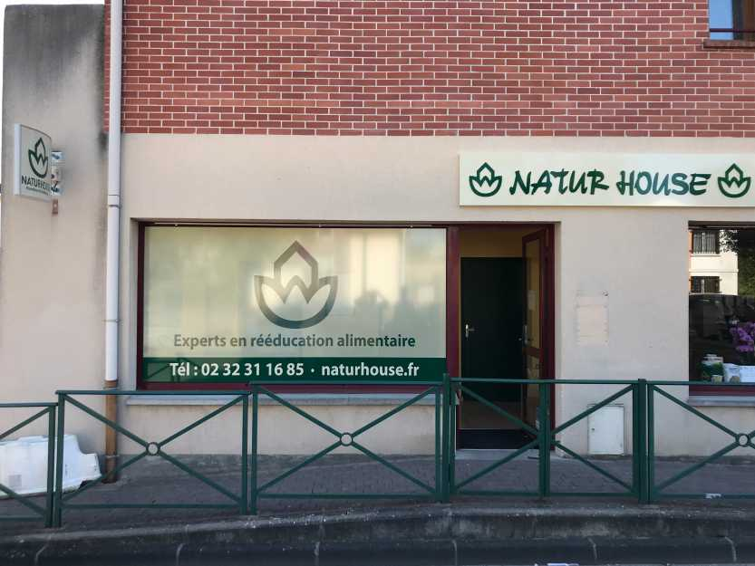 Impact communication fabrication enseigne en Normandie