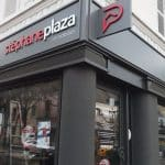 Impact communication réalisation de l'enseigne agence Stéphane Plaza à Vernon (27)