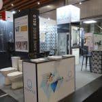 Impact communication réalisation stand pour Aquance