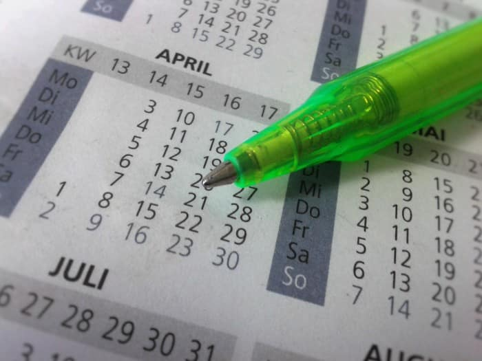 impact communication impression de calendriers personnalisés