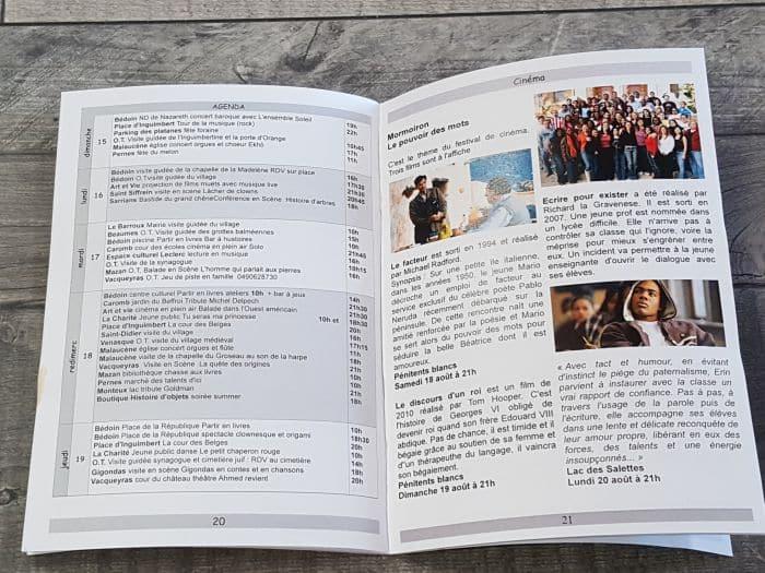 impact communication réalisation et impression brochures au Neubourg (27)