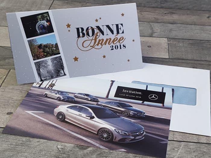 impact communication impression de cartes d'invitation pour vos événements dans l'Eure au Neubourg (27)