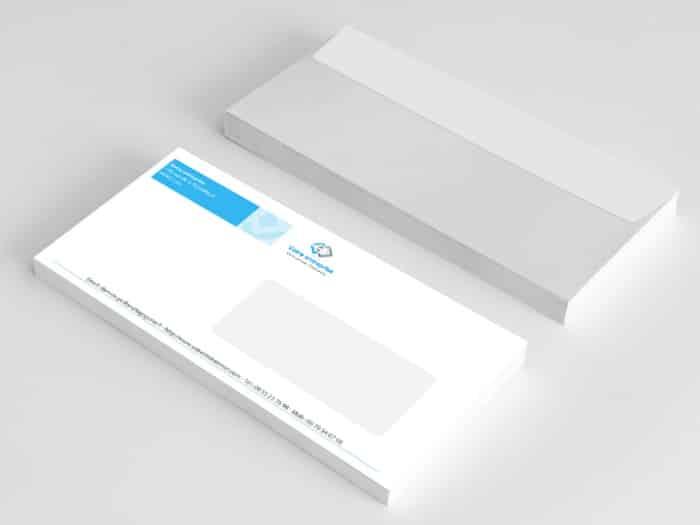 impact communication impression enveloppes personnalisées