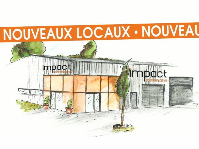 Nouveaux locaux à partir de septembre 2019 près du Neubourg : ZA La Coursière, Route de Louviers, 27110 Marbeuf